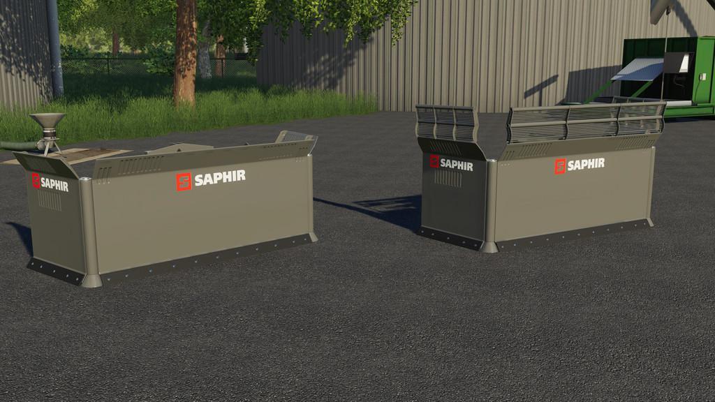 FS19 - Saphir MES 400 V1.0