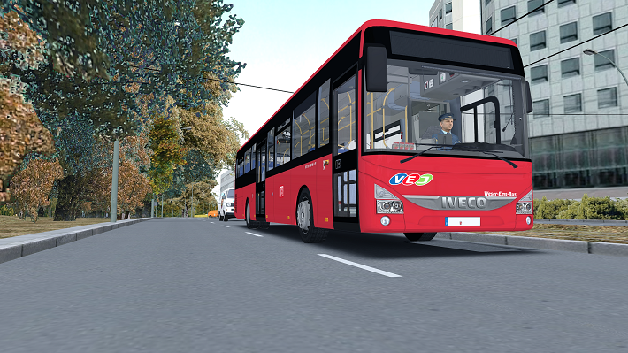 Omsi 2 – Iveco Crossway LE Bus Mod   Omsi 2   Mods club