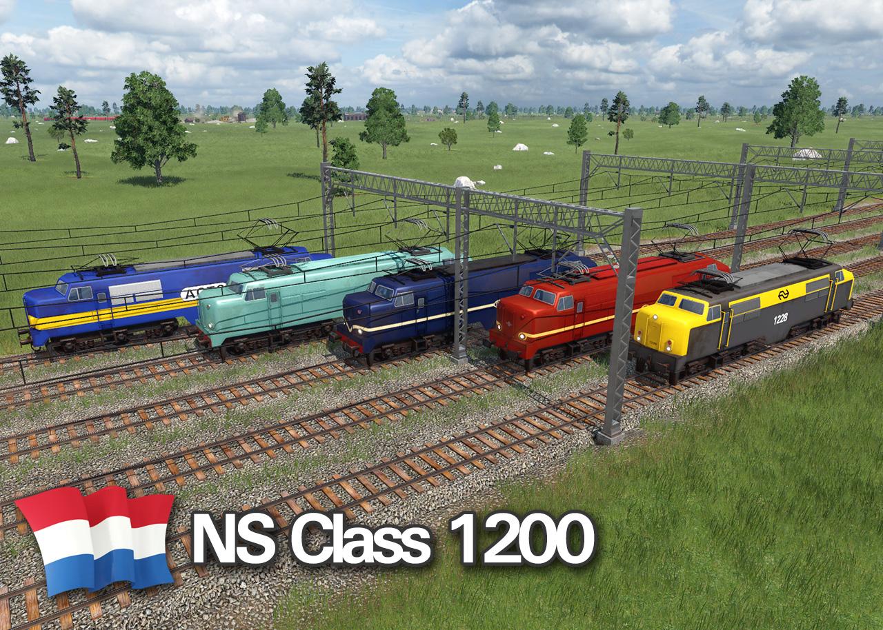 Transport Fever 2 - NS Class 1200
