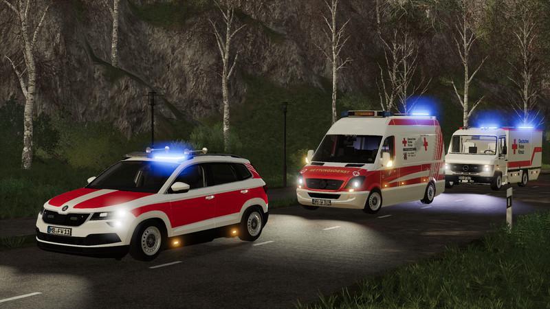 FS19 - Mercedes KTW Rock Germany V2.0