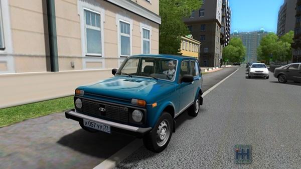 City Car Driving 1.5.9 - Vaz 21214 (Niva)