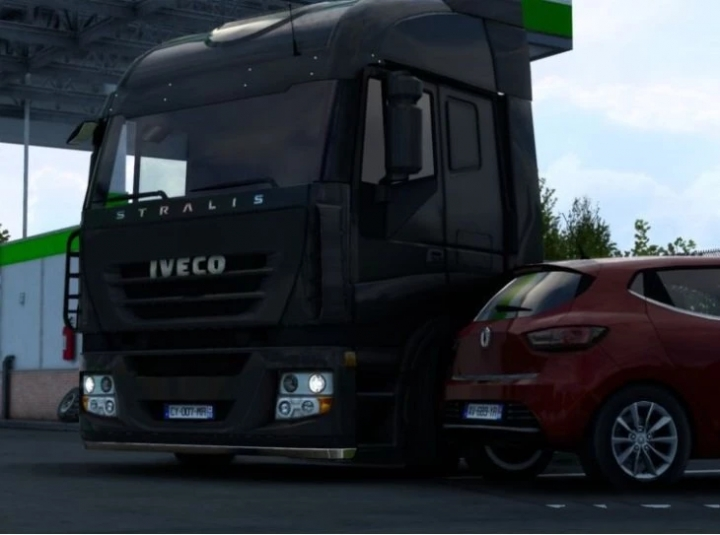 ETS2 - Iveco Stralis Low Chassis (1.41.x)