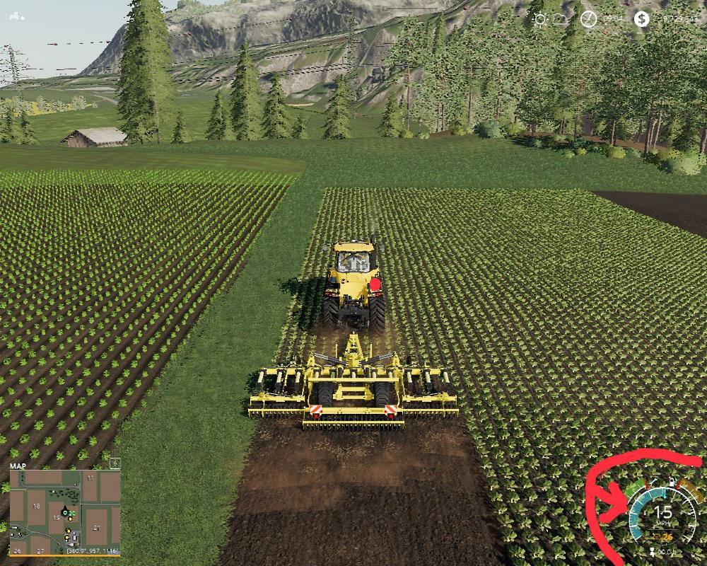 FS19 - Cultiplow Platinum 8M Strappable V1.0