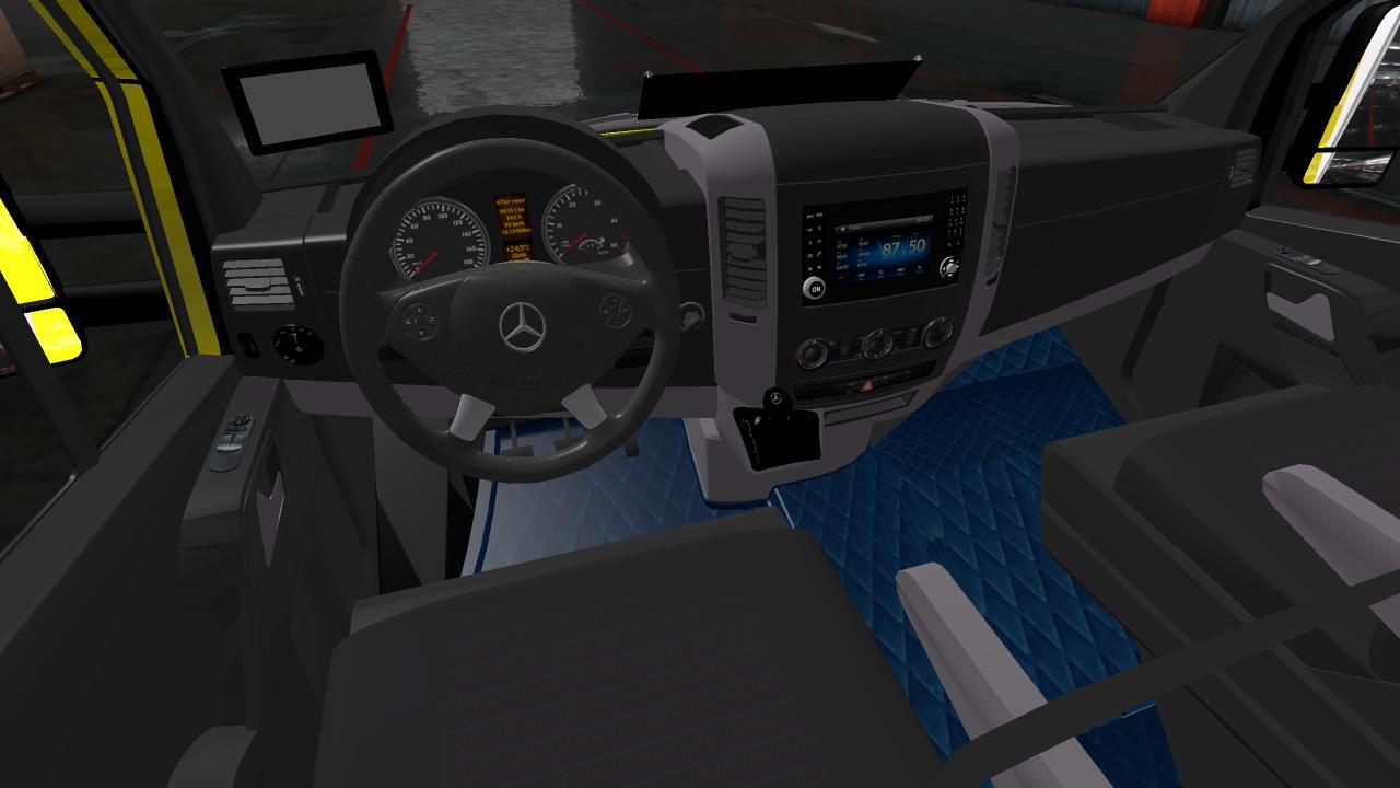 ETS2 - Sprinter 2015 Xenon (1.35.X)
