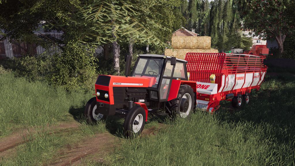 FS19 - Ursus 1212 Tractor V1.0.0.1