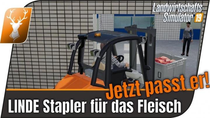 FS19 - E-Linde Pack HoT Edition V1.0