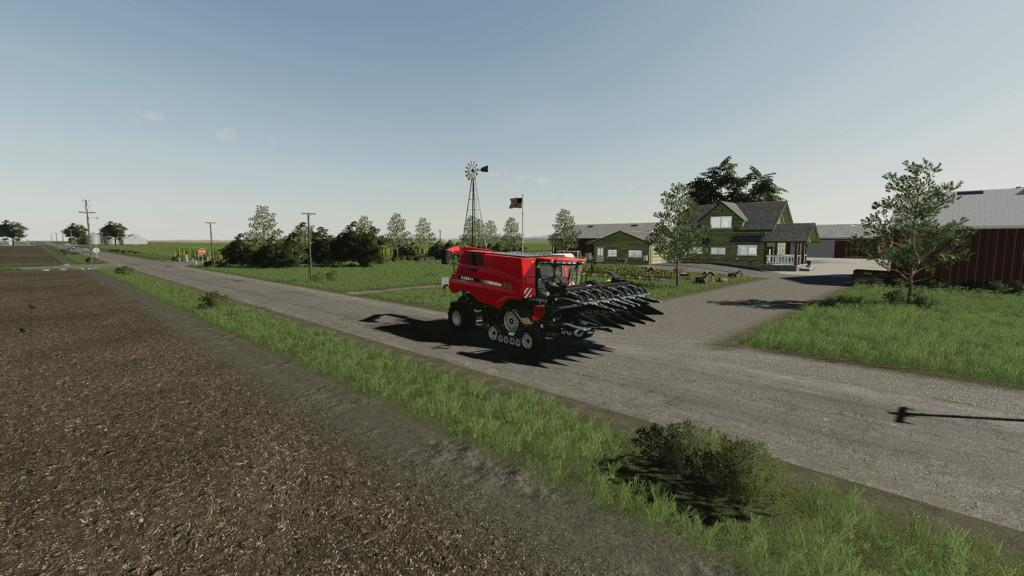 FS19 - Welcome To Stone Valley Map V1.0