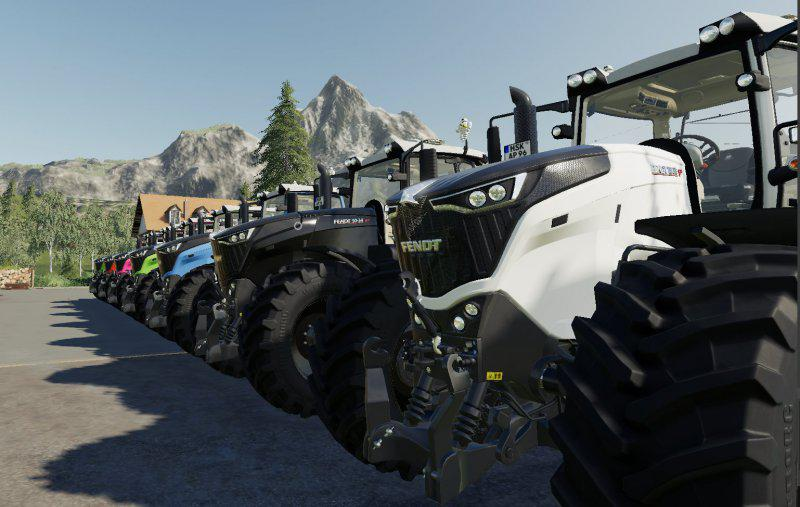 FS19 - Fendt 1050 Tuning Edition V1.0