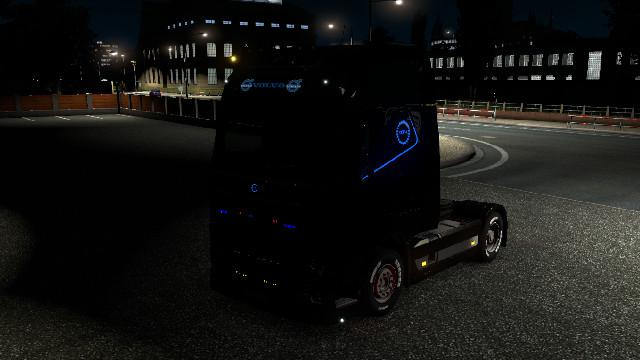 ETS2 - Volvo FH16 2012 Light Pack (1.38 - 1.39)