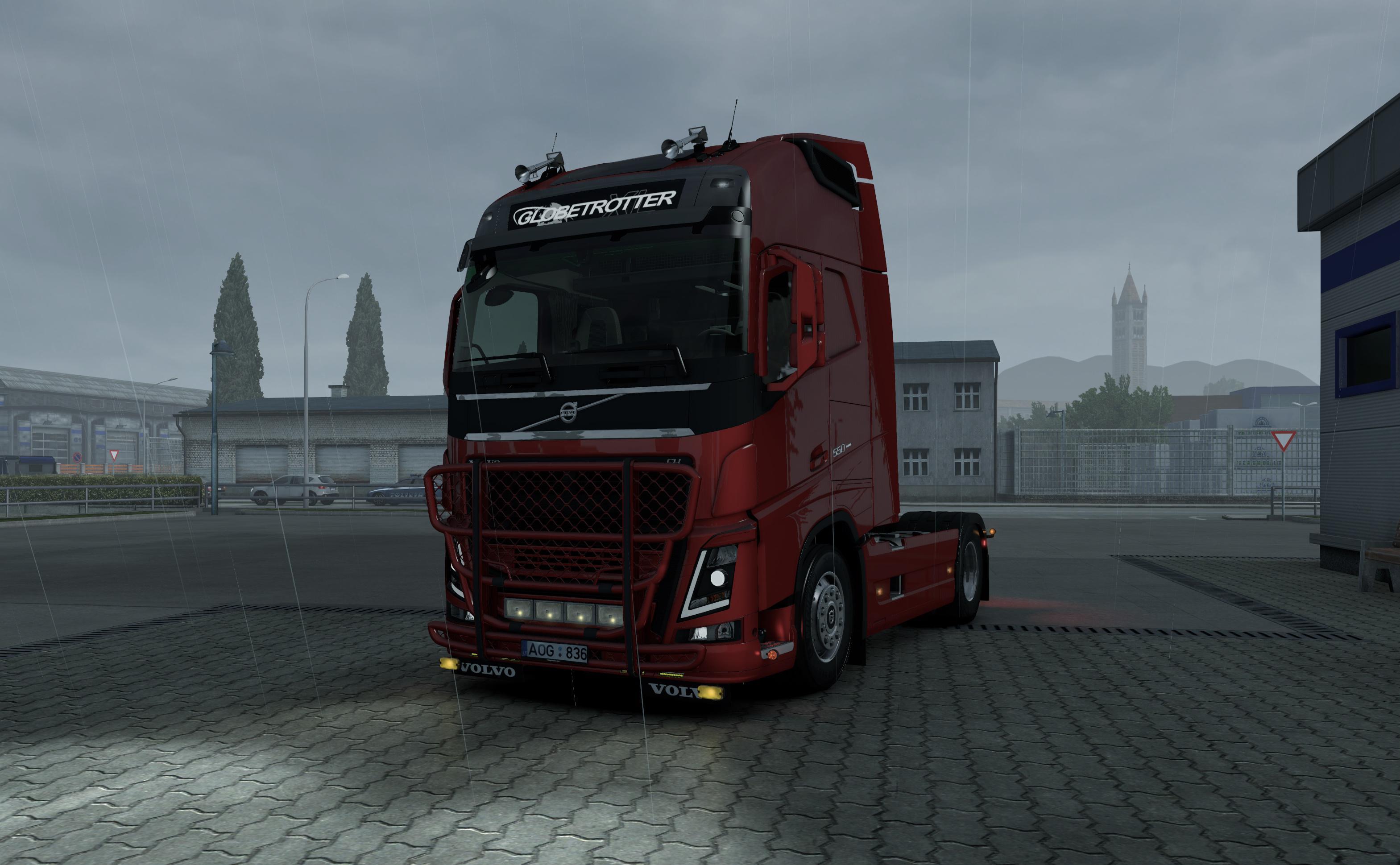 ETS2 - Volvo IV Generation Truck (1.39.1.5S)