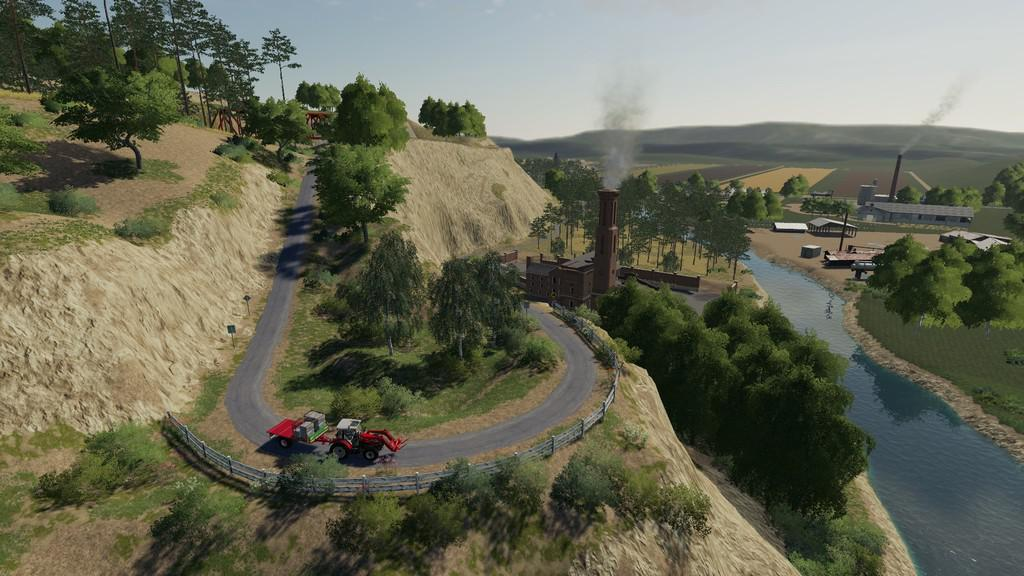 FS19 - The Pacific Northwest 19 Map V1.1