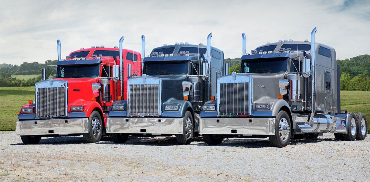 ATS - Scs Kenworth Trucks for Real Engine Sounds V4.0 (1.36.x)