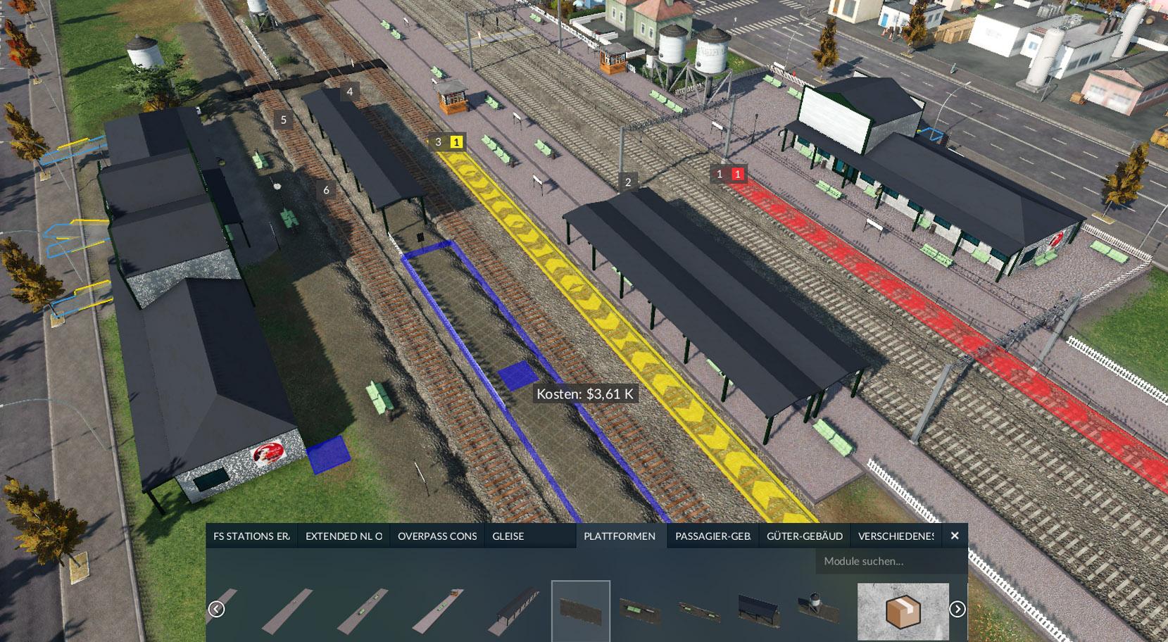 Transport Fever 2 - Sunshine Valley Station 1.337