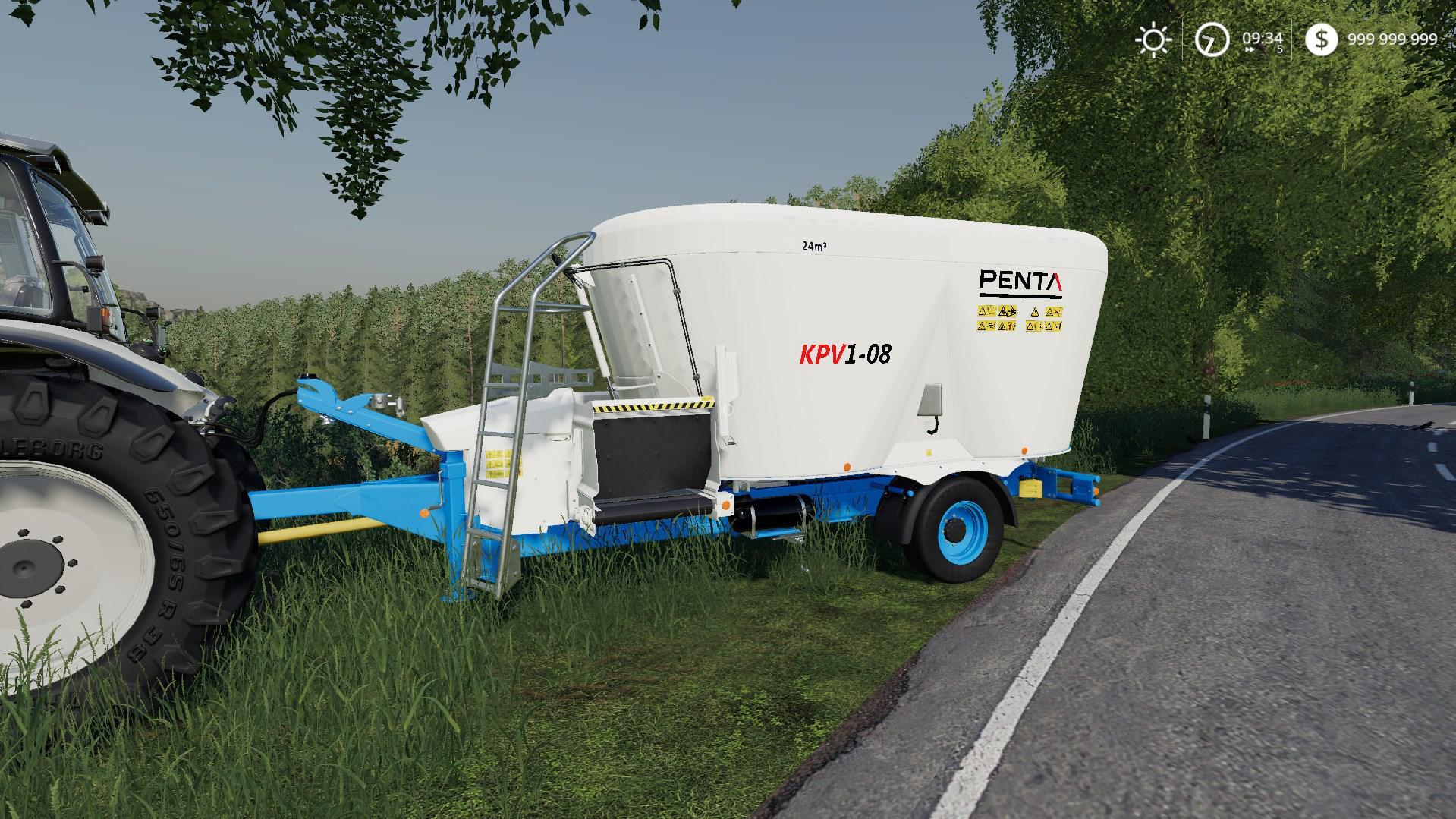 FS19 - Penta KPV1-08 V1.0