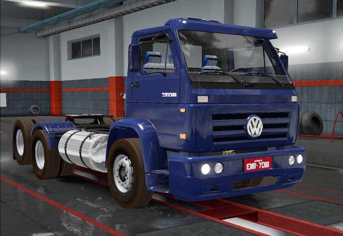 ETS2 - Volkswagen Titan 18.310 RL Truck (1.40.x)
