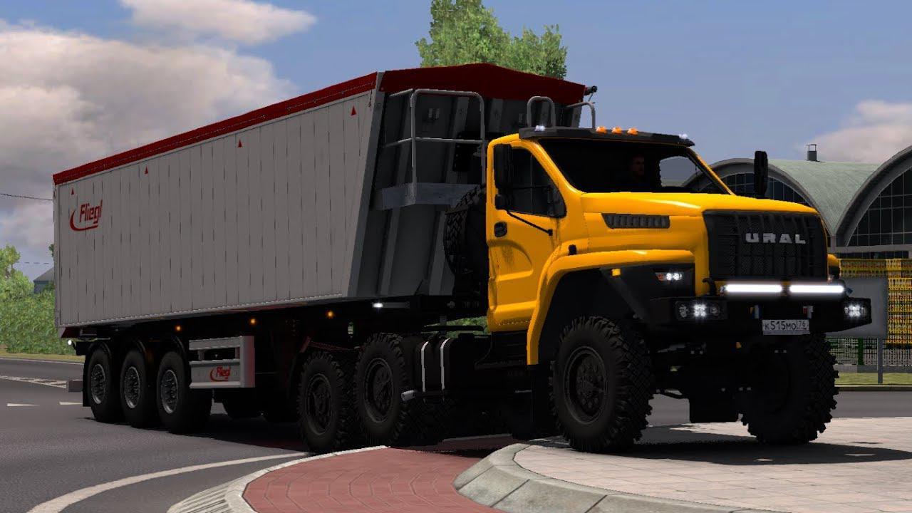 ETS2 - Ural Next Truck (1.40.x)