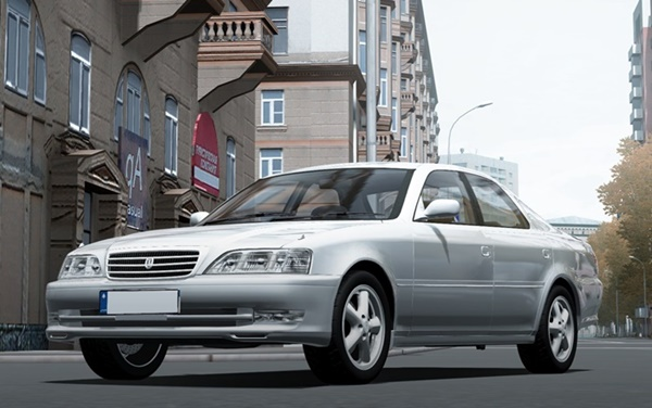 City Car Driving 1.5.9 - Toyota Cresta 2.5 Exceed X100 2000