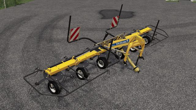 FS19 - New Holland Proted 690 V1.0
