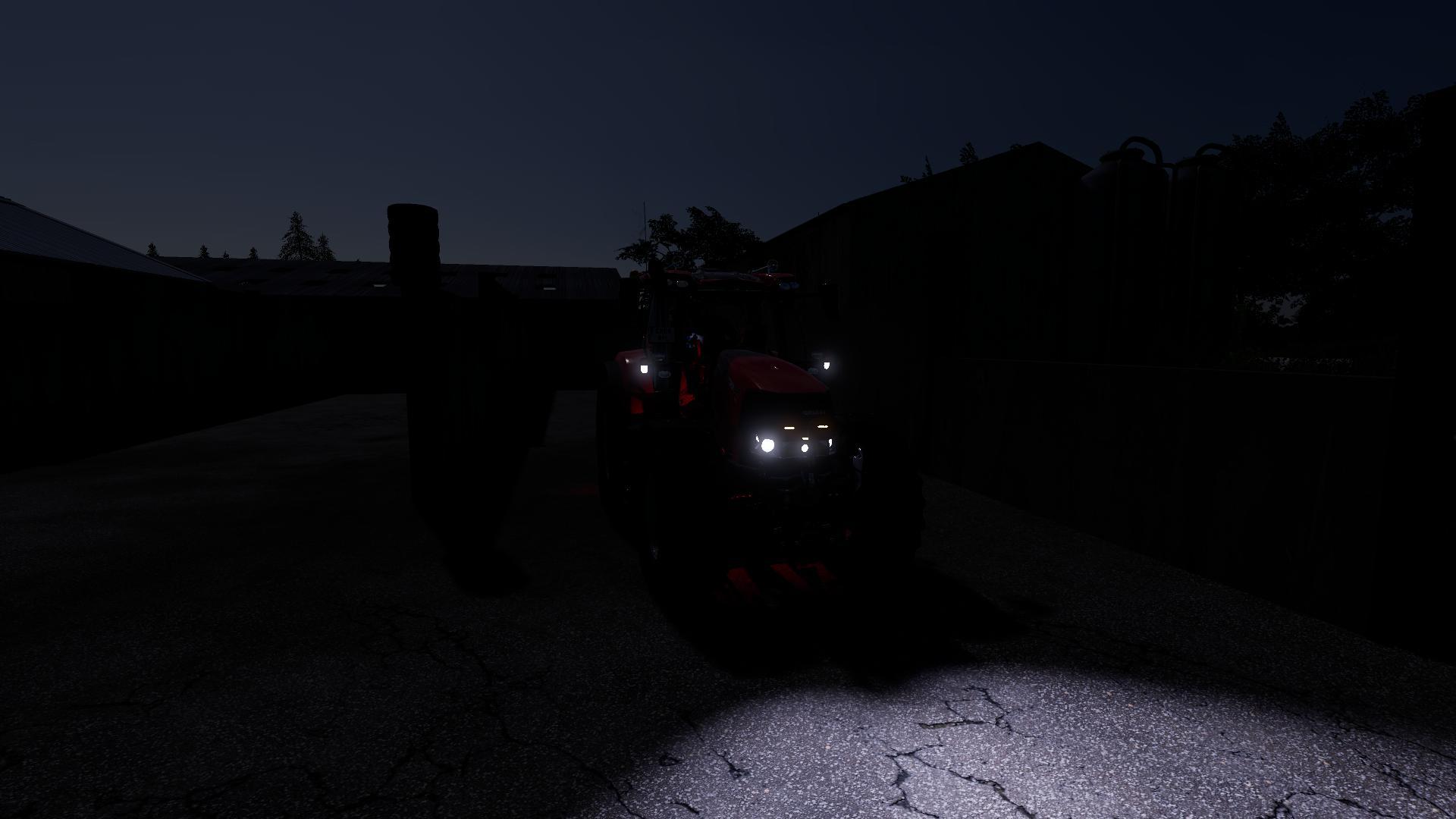 FS19 - Case Puma CVX Tractor V1.0