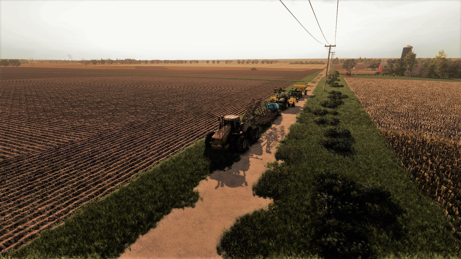 FS19 - The Delta with Rice Working Beta