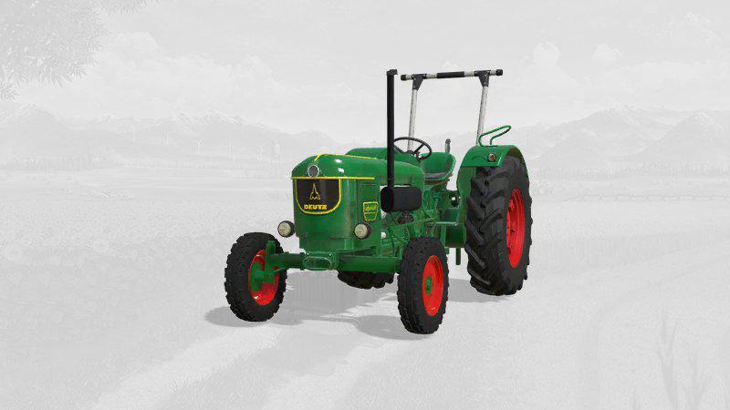 FS19 - Deutz D80 Tractor V1.0