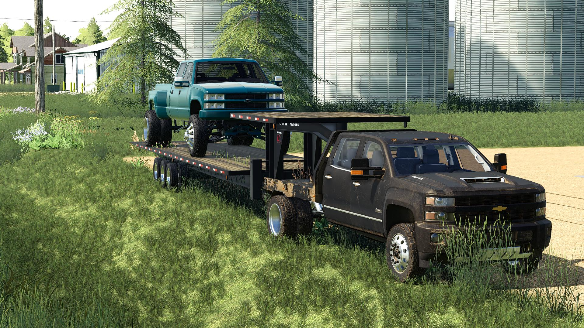 FS19 - 2017 Chevrolet 3500 High Country V2.0