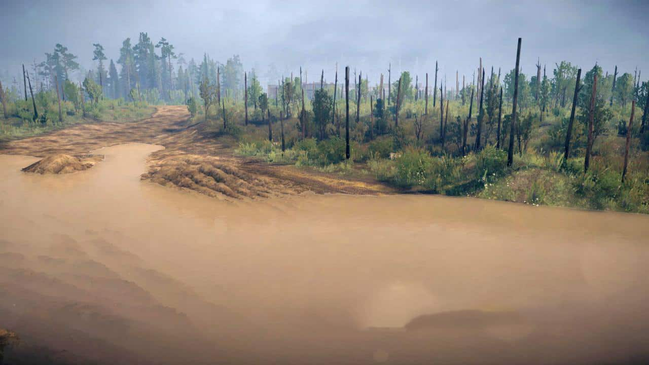 Spintires:Mudrunner - 21 Refs from The Fifteen 4 and Fifteen 5 Cards v1.0
