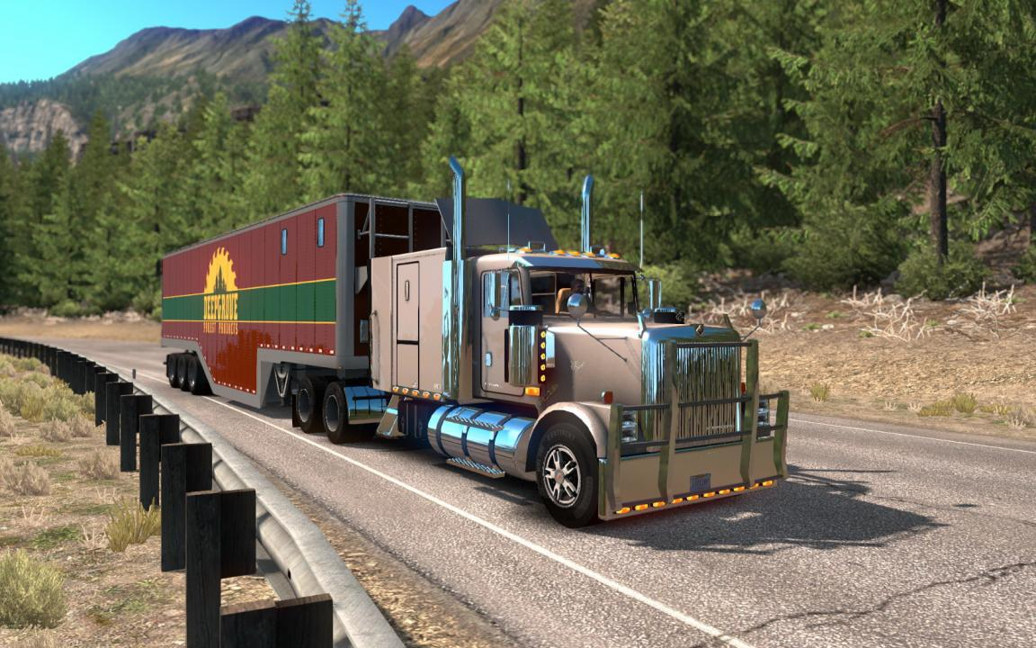 ATS - International 9300i Eagle Truck (1.36.x)