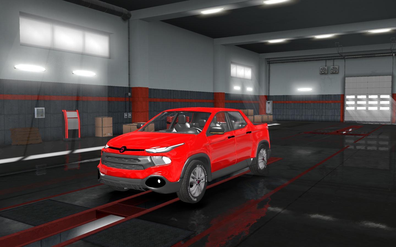 ETS2 - Fiat Toro Beta (1.35.X)