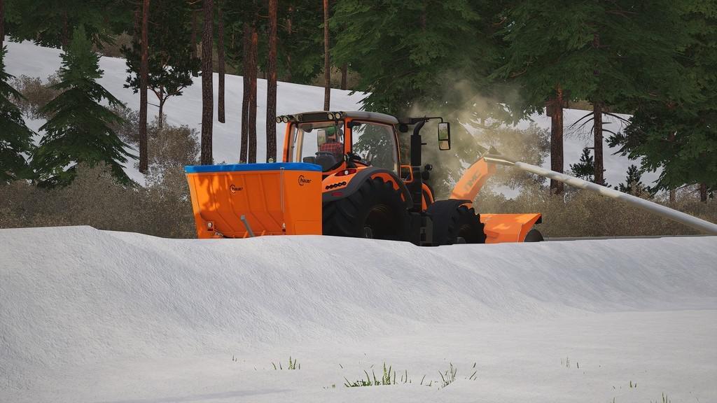 FS19 - NMC 320H Pro Snow Blower v1.0.0.1