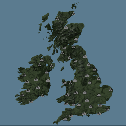 Transport Fever 2 - UK and Ireland – Megalomaniac