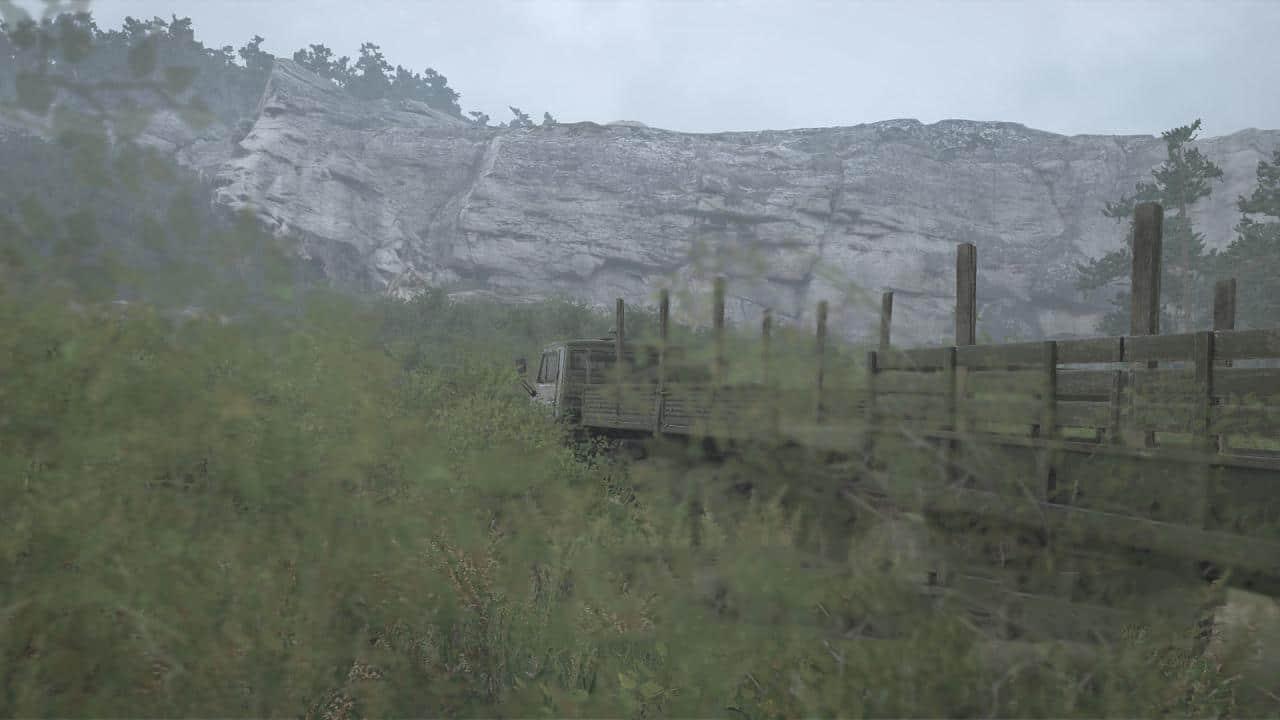 Spintires Mudrunner - Ural-7 Tank Road Map V1.0