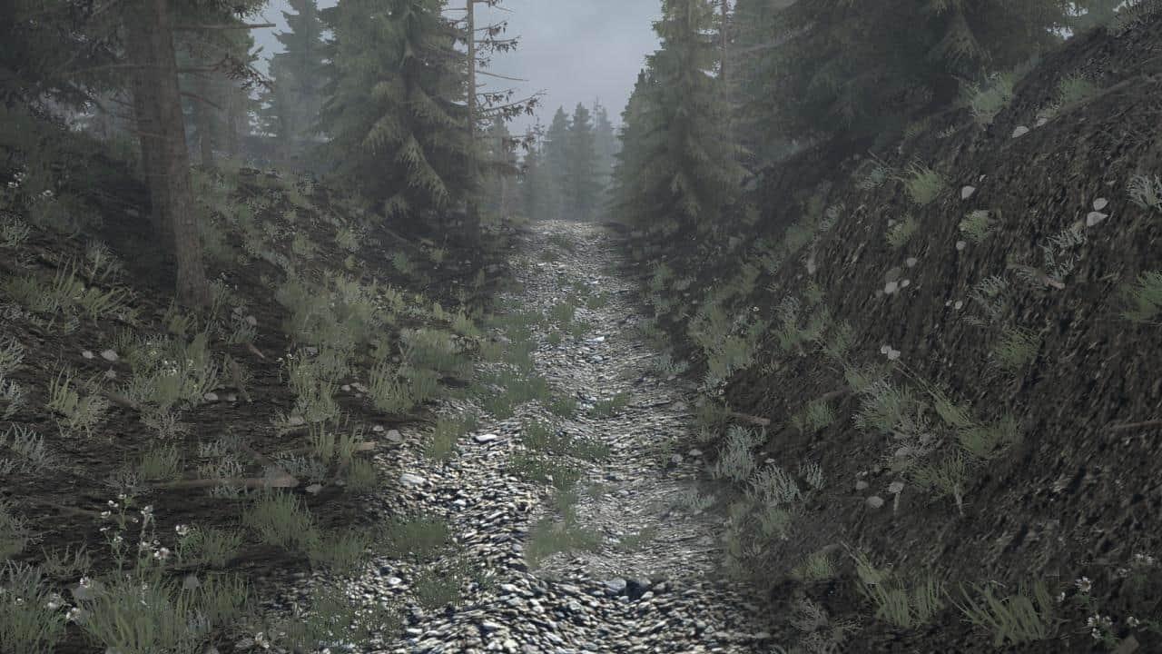 Spintires:Mudrunner - Backwood Gravel Roads Map V13.01.20