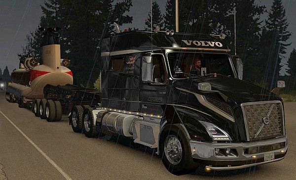 ATS - Volvo VNL 2019 Tuning Mod (1.35+)