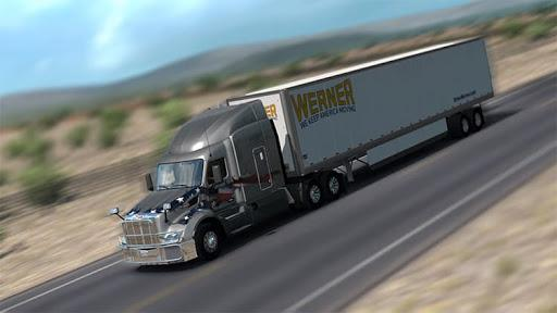 ATS - Real Truck Speed for SCS Trucks V1.0 (1.38.x)