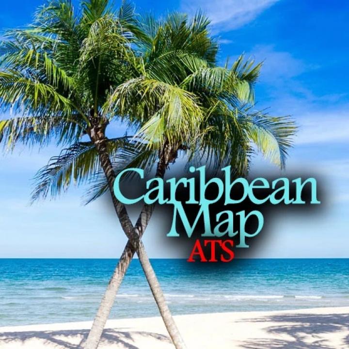 ATS - Caribbean Map V1.1.1 (1.41.x)