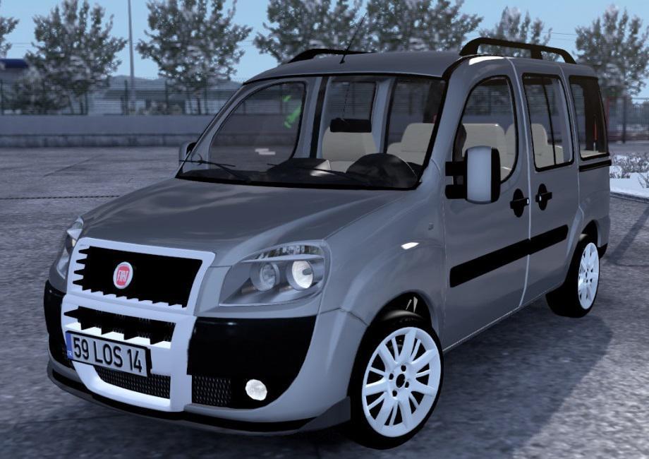 ATS - Fiat Doblo D2 V1R20 (1.36.x)