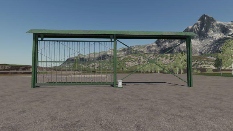 FS19 - Fences And Gates V1.0