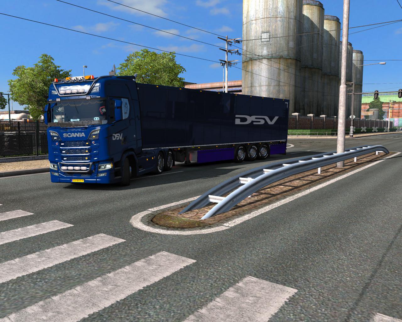ETS2 - Scania R - S Nexte Gen Dsv Combo Skin V1.0 (1.37.x)