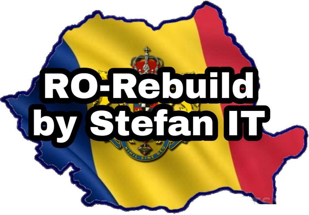 ETS2 - RO-Rebuild (Black Sea Rebuild) V1.2 (1.36.x)