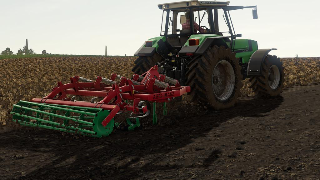FS19 - Agro-Masz APN30 Cultivator V1.0