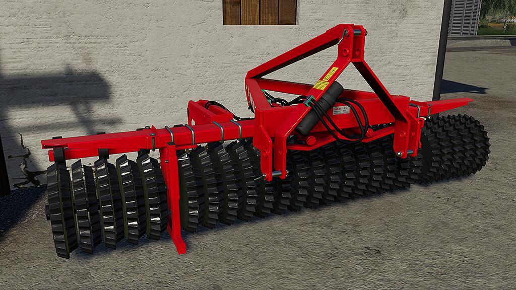 FS19 - He-Va Front-Roller 300 V1