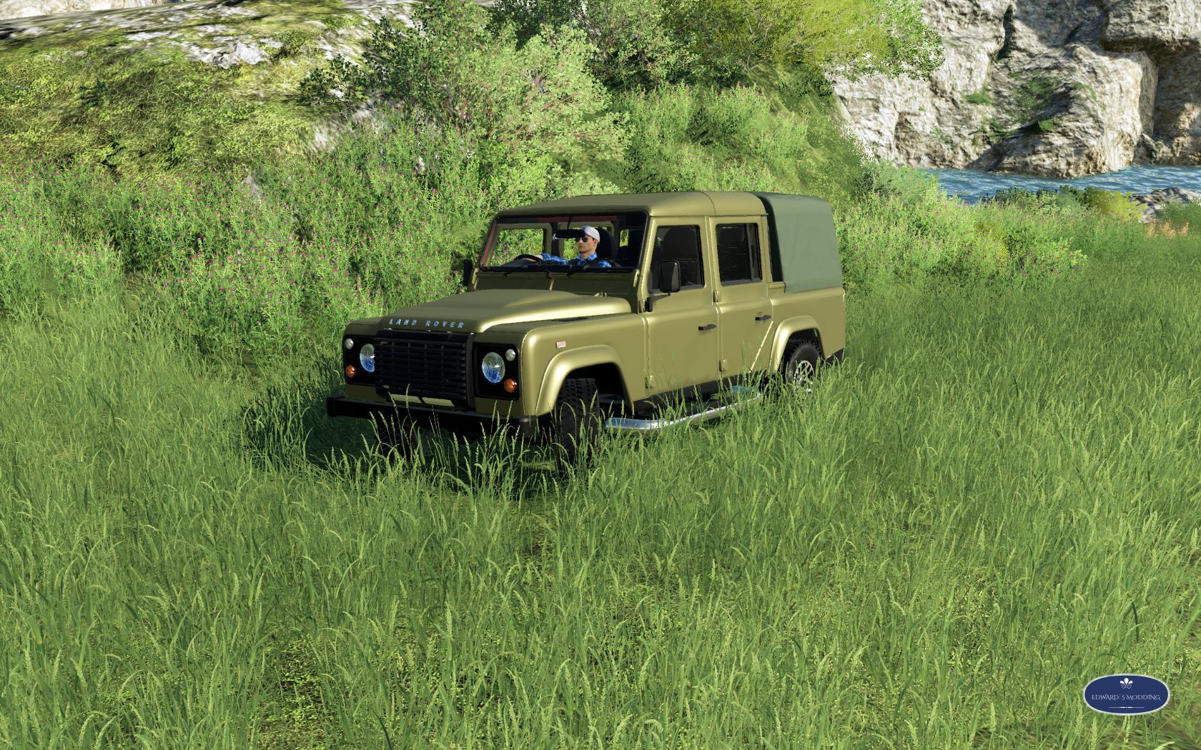 FS19 - Land Rover Defender 110 V1.0