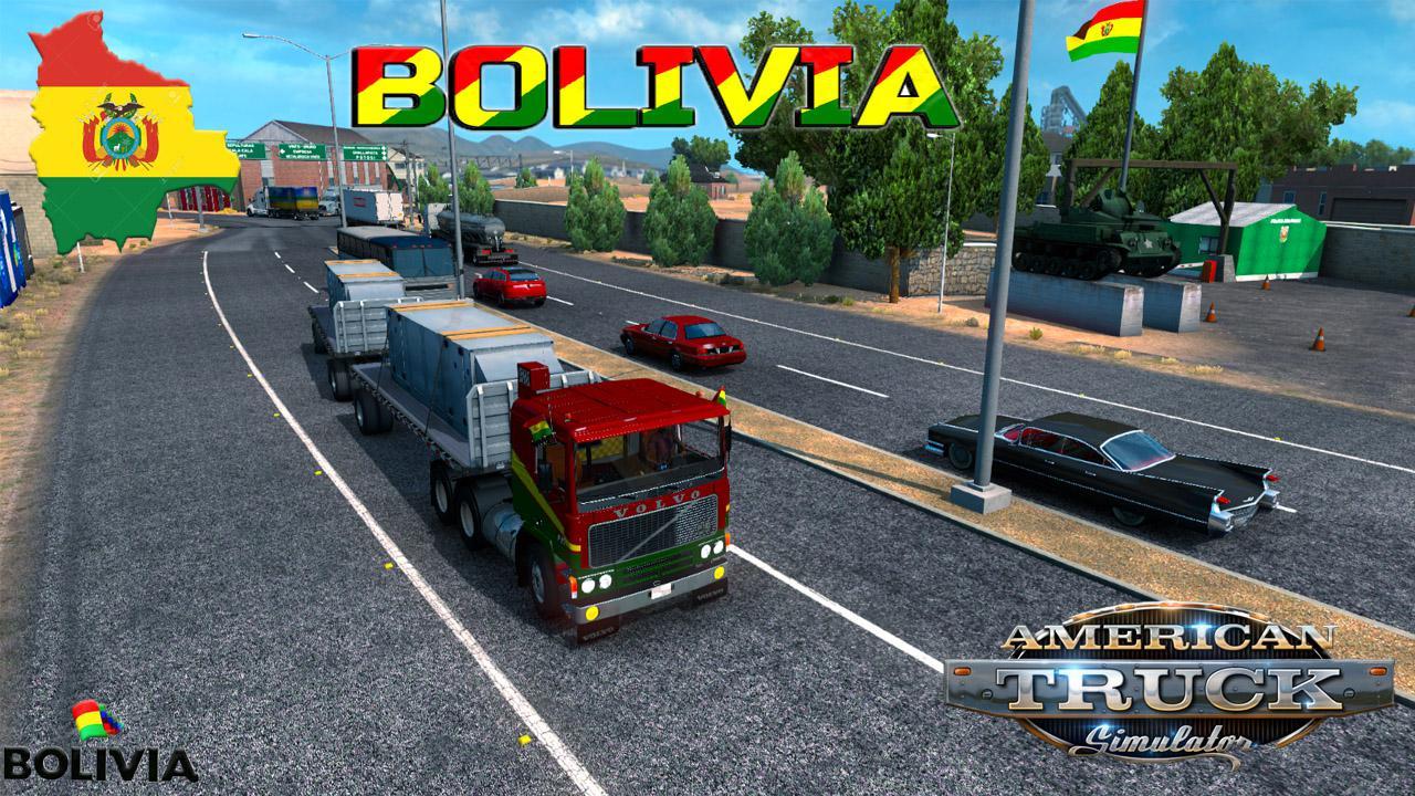 ATS - Bolivia Map V1.1 (1.38.x)