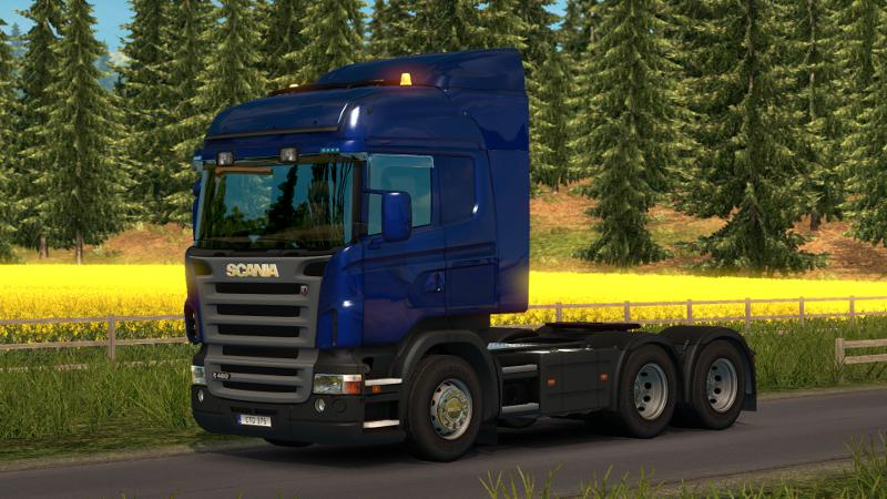 ETS2 - RJL Scanias Fix V1.3 (1.37.x)