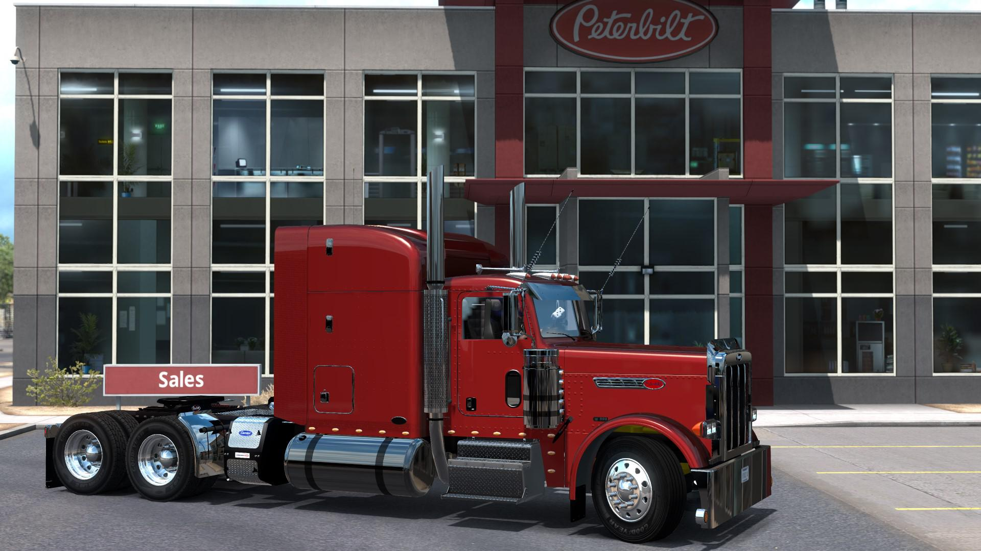 ATS - Peterbilt 389 Modified V2.2.4 Update (1.36.X) Beta