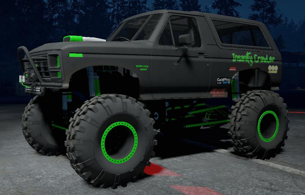 SnowRunner - Insanity Crawler Revamped V2.4.6