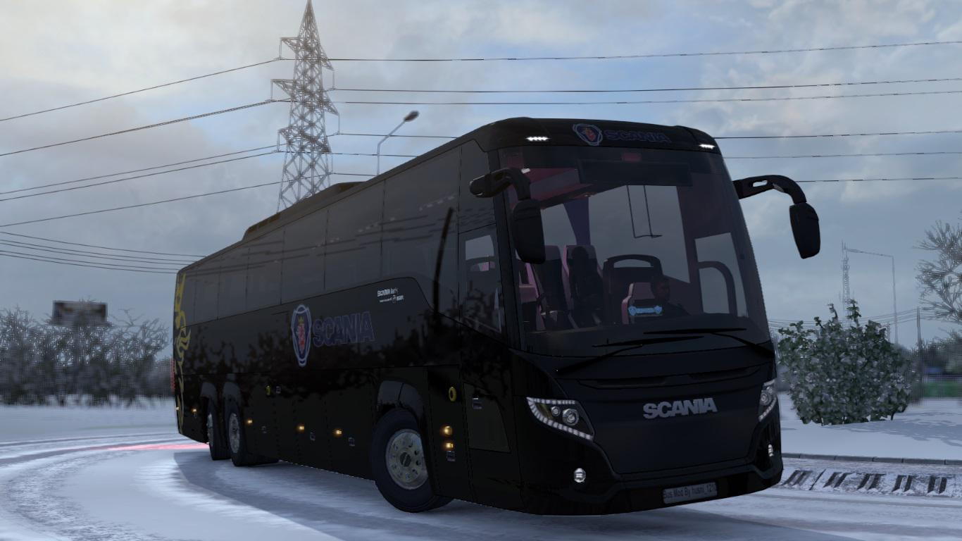 ETS2 - Scania Touring R30 (1.37.x)