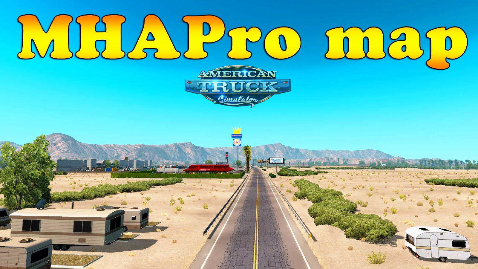 ATS - MHAPro Map (1.37.x)