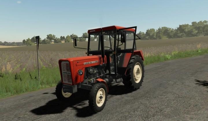 FS19 - Ursus New Mask C-360 Tractor V1.0